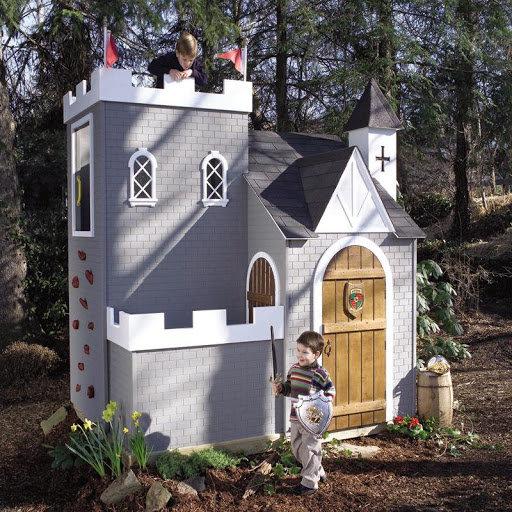 Детский домик мод.2136